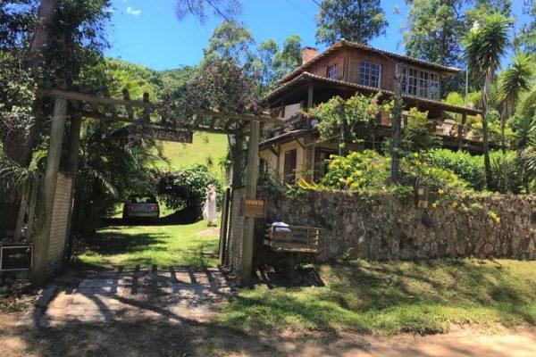 Casa No Morro Barra de Ibiraquera