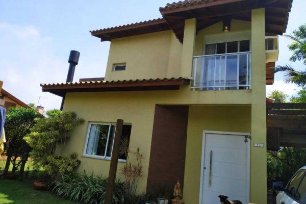 Casa No Condomínio Ibira 3 quartos